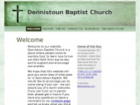dennistounbaptist.co.uk
