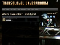Transglobalunderground.net