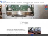 Totalbakeryengineers.co.uk