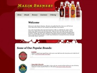 maximbrewery.co.uk