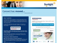 Sunlightconnect.co.uk - Sunlight Customer Portal: Log in