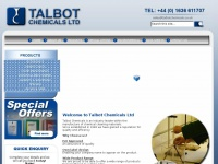 talbotchemicals.co.uk