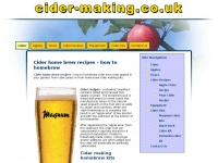 cider-making.co.uk Thumbnail
