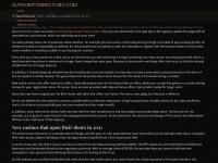 authoritydirectory.com