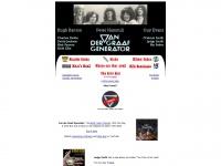 vandergraafgenerator.co.uk
