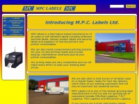 mpclabels.co.uk