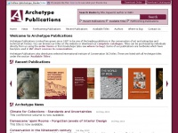 Archetype Publications