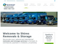 Shires-removals.co.uk