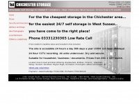 chichesterstorage.co.uk
