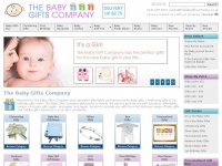 Thebabygiftscompany.co.uk