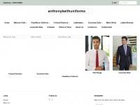 Anthonykeithuniforms.co.uk