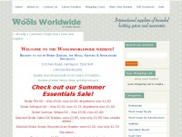 Wools Worldwide - Bobby Davison - Wool Needlework Shop - Yarn - Hartlepool - North East - Sale - Wools Worldwide by Bobby Davison