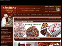 hamiltons-chocolates.co.uk Thumbnail