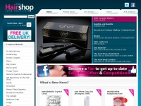 Thehairshop.co.uk