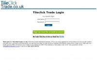 Tileclicktrade.co.uk