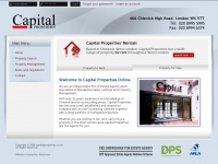 capitalproperties.co.uk Thumbnail