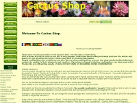 cactusshop.co.uk Thumbnail
