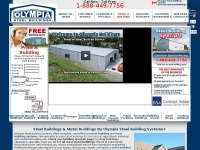Steel Bulidings|Metal Building Systems|Prefabricated Buildings