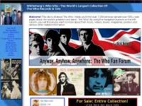 Thewho.info