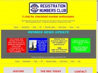 registrationnumbersclub.org.uk