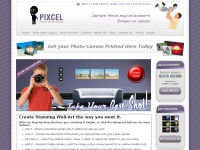 Pixcelcanvas.co.uk