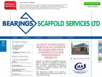 bearingsscaffolding.co.uk Thumbnail