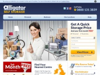 Self Storage Units To Rent For Business & Home From Alligator