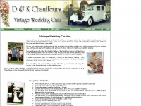dkweddingcars.co.uk
