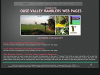 Ousevalleyramblers.co.uk