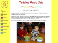 Teddiesmusicclub.co.uk