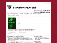 sinodunplayers.org.uk