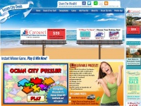 Ocean City Deals | Ocean City MD Specials, Games, Prizes, Free Stuff | Maryland Packages