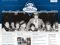 Home | ACC Hall of Champions