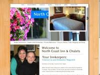 northcoastinnandchalets.com