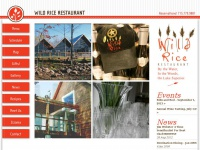 wildricerestaurant.com