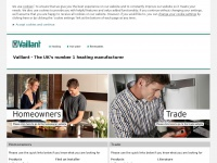 vaillant.co.uk Thumbnail