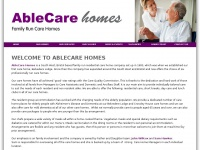 Ablecare-homes.co.uk