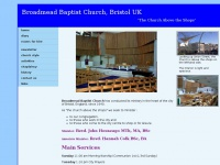 Broadmeadbaptist.org.uk
