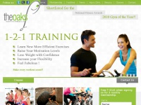 Theoakshealthandfitnessclub.co.uk