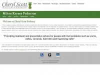 Cherylscottpodiatry.co.uk