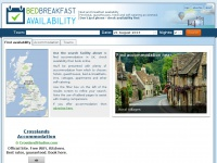 bedbreakfastavailability.co.uk