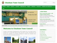 Chesham Town Council - Welcome to Chesham Town Council