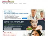 Thegoodsurgeonguide.co.uk