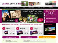 canvascustomprints.co.uk Thumbnail