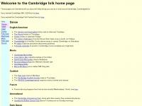 cambridgefolk.org.uk Thumbnail