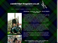 cambridge-bagpiper.co.uk Thumbnail