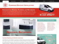 Boilers | Central Heating | Bathrooms | Plumbers | Cambridge
