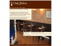 Theoakbistro.co.uk