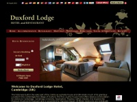 Duxfordlodgehotel.co.uk
