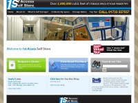 Storage Facilities - Storage Services | 1st Access Self Storage